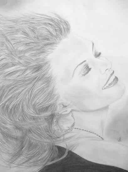 Michelle Pfeiffer by bashya